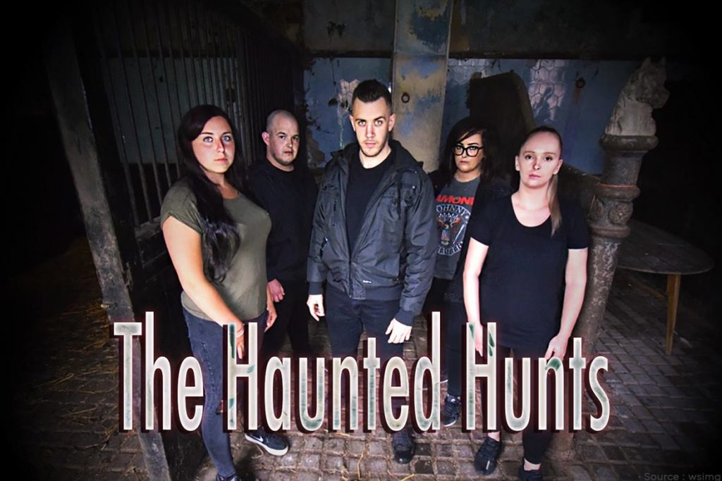 The Haunted Hunts - WomensByte