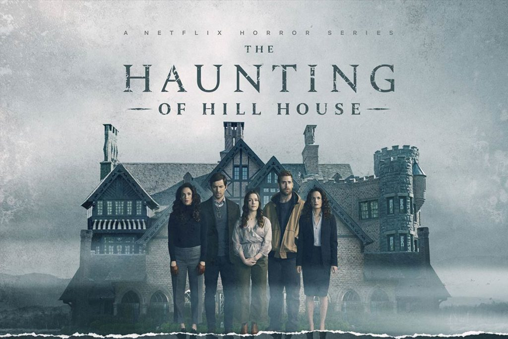 2 The Haunting Of Hill House - WomensByte