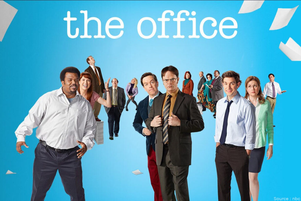 1. The Office