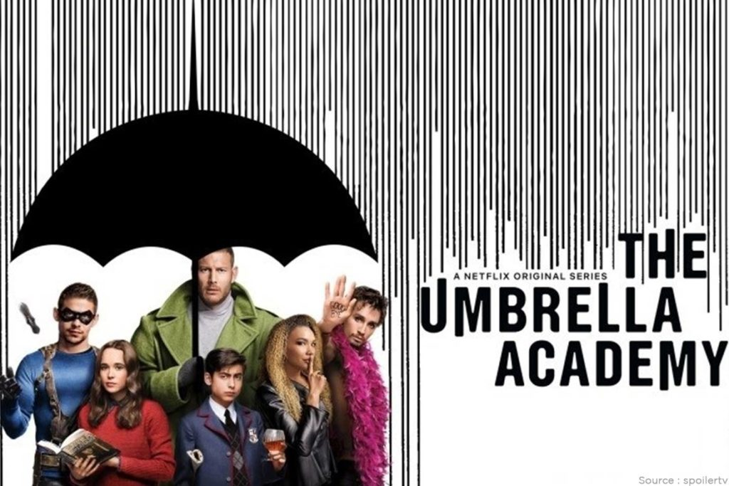 The Umbrella Academy - WomensByte