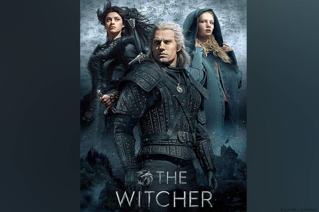 The Witcher - WomensByte