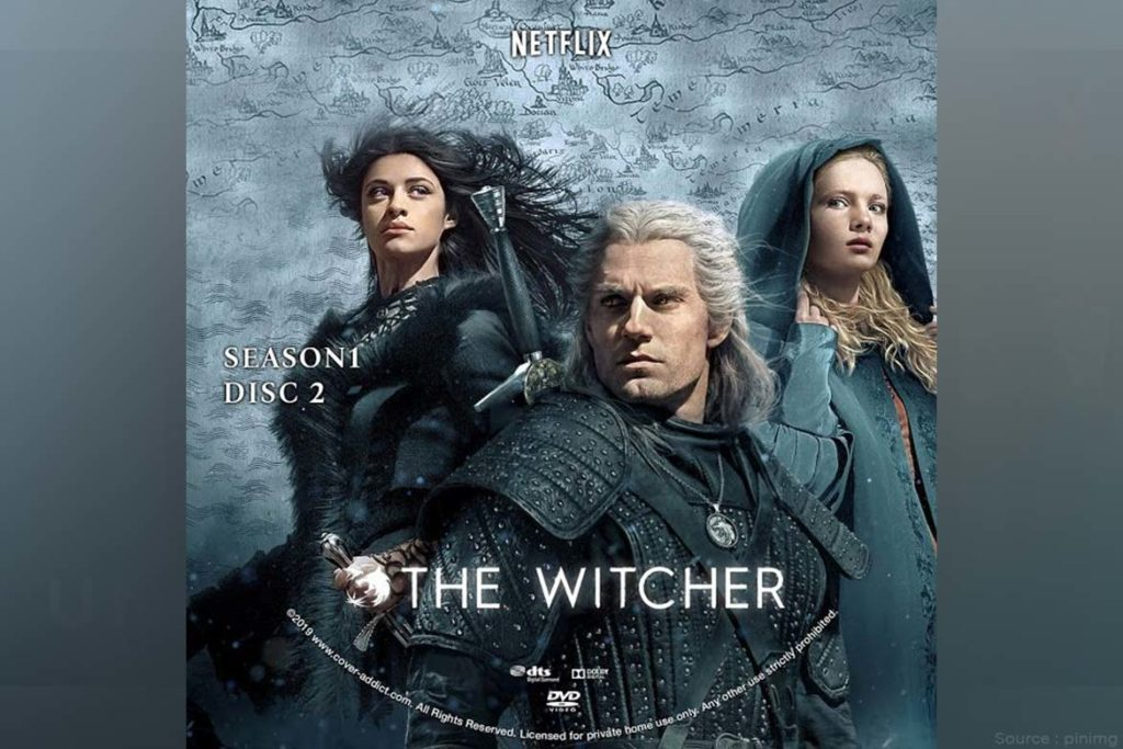 11 The Witcher Season 2 - WomensByte