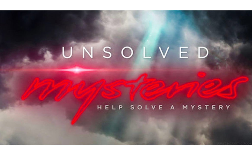 7 Unsolved Mysteries Volume 2 - WomensByte