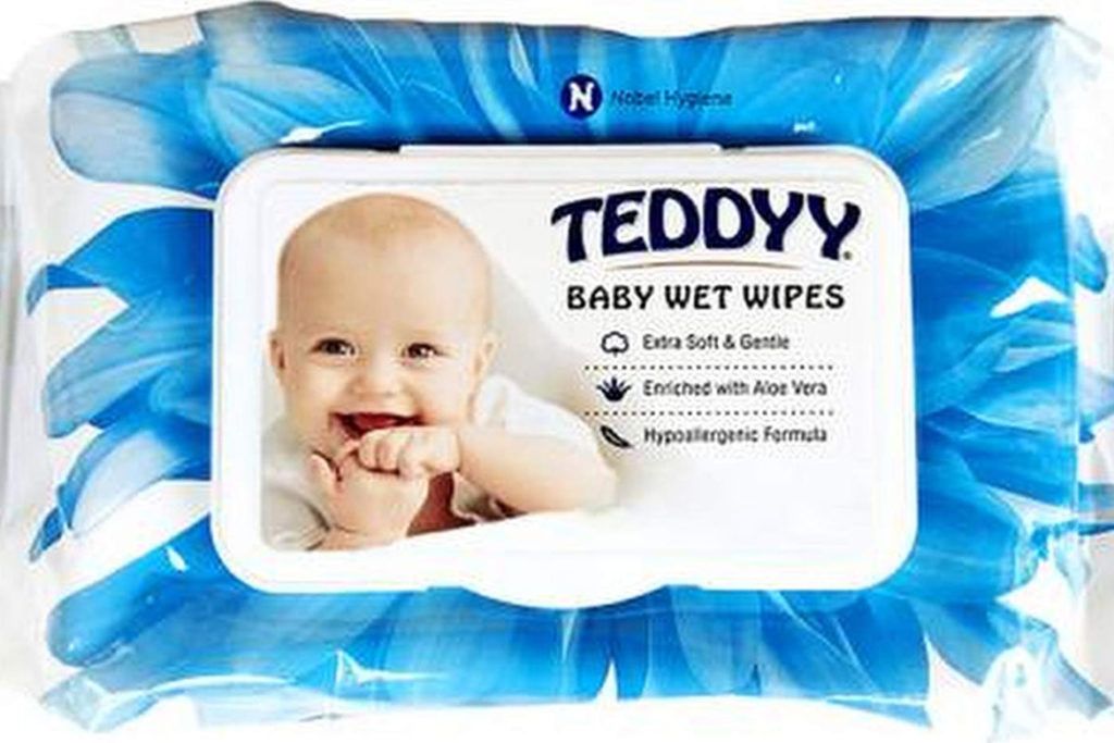 Wet wipes - WomensByte