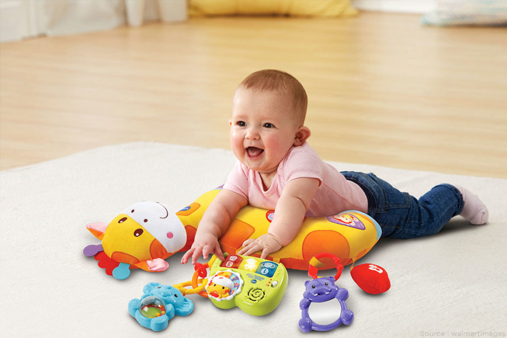 Bring some Baby Entertainment - WomensByte