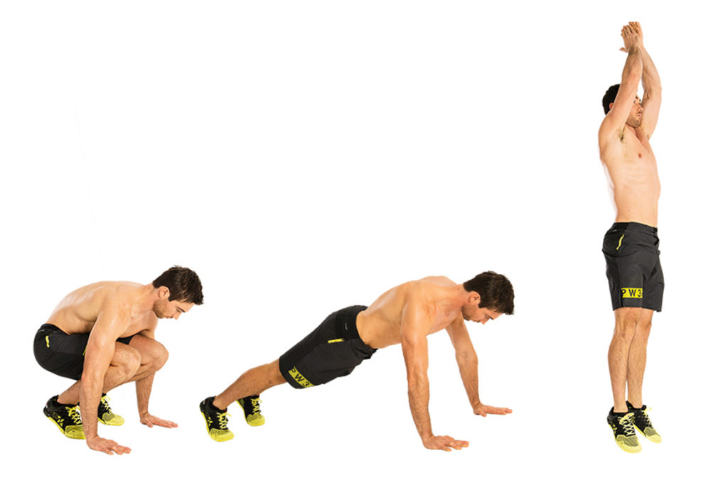 Burpees - WomensByte