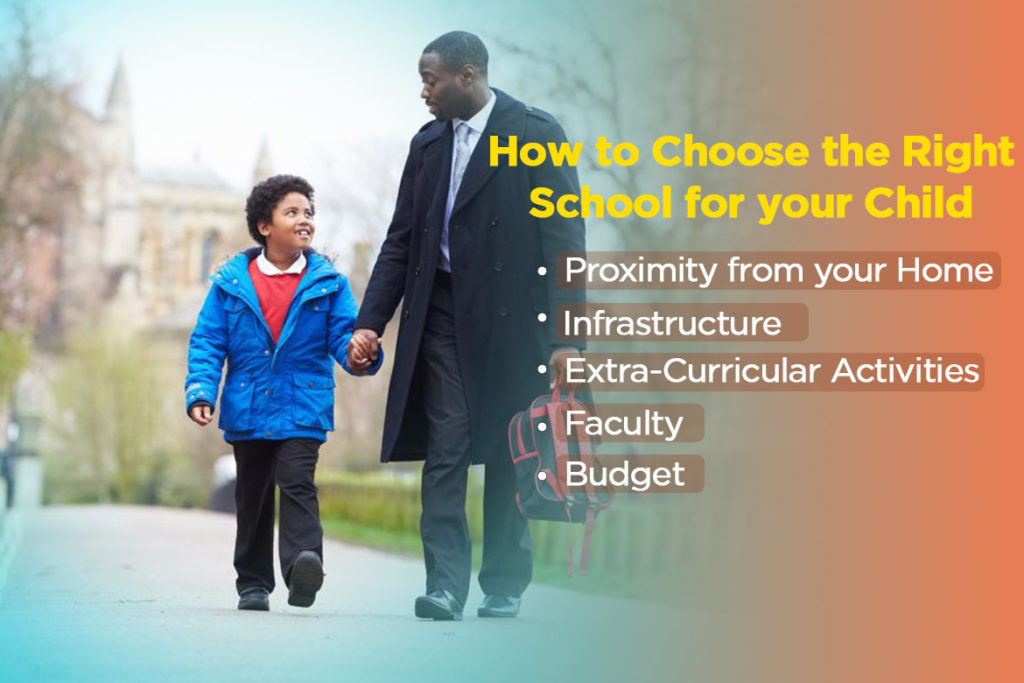 choose the right school for kids