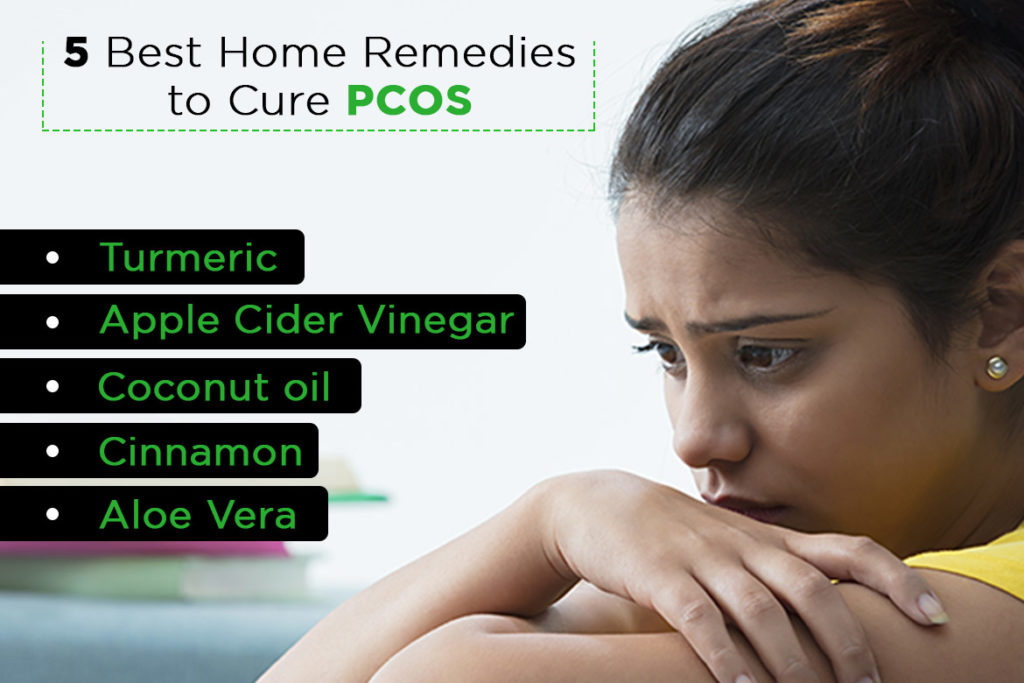 DIY ideas to cure PCOS at home