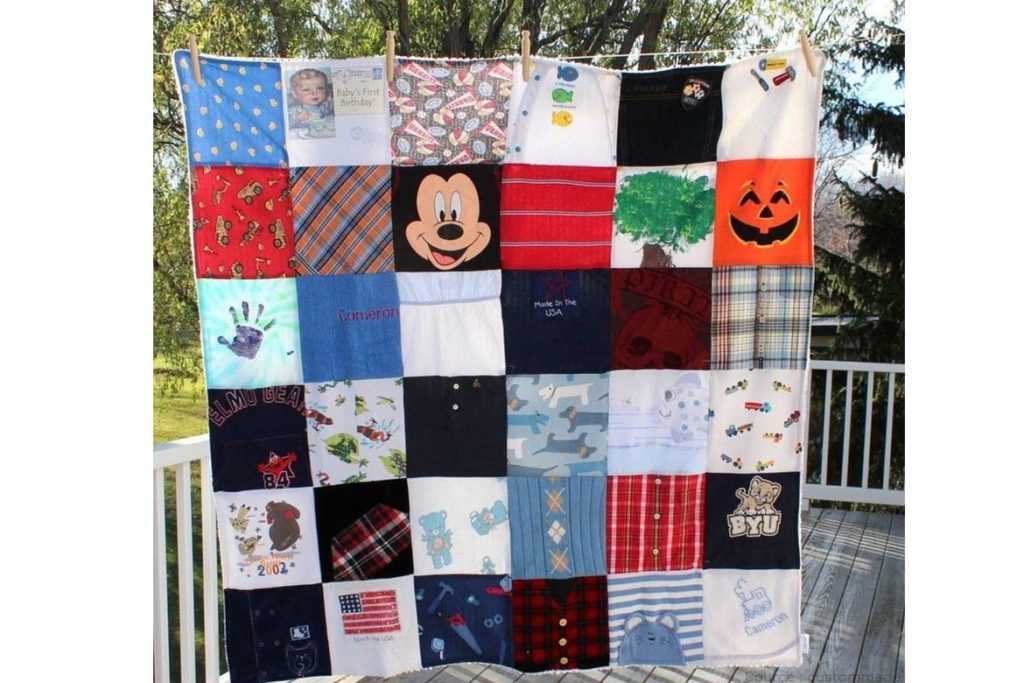 Personalized Patchwork - WomensByte