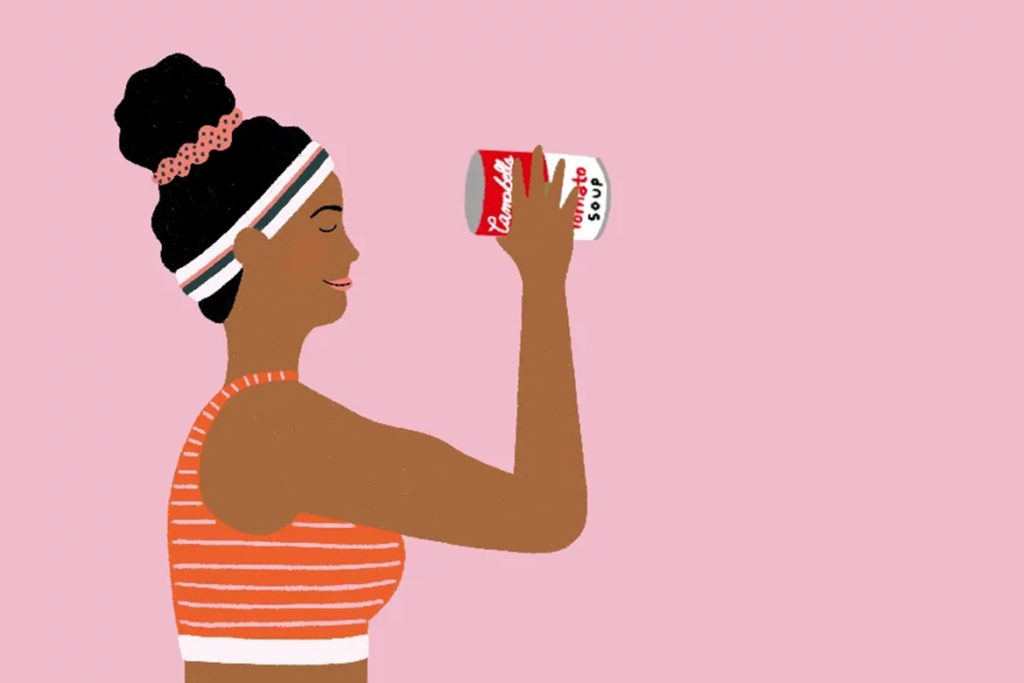 DIY Arm Weights - WomensByte