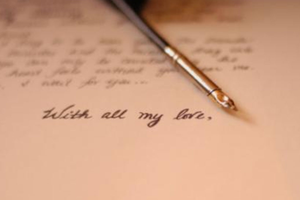 Write a Letter - WomensByte