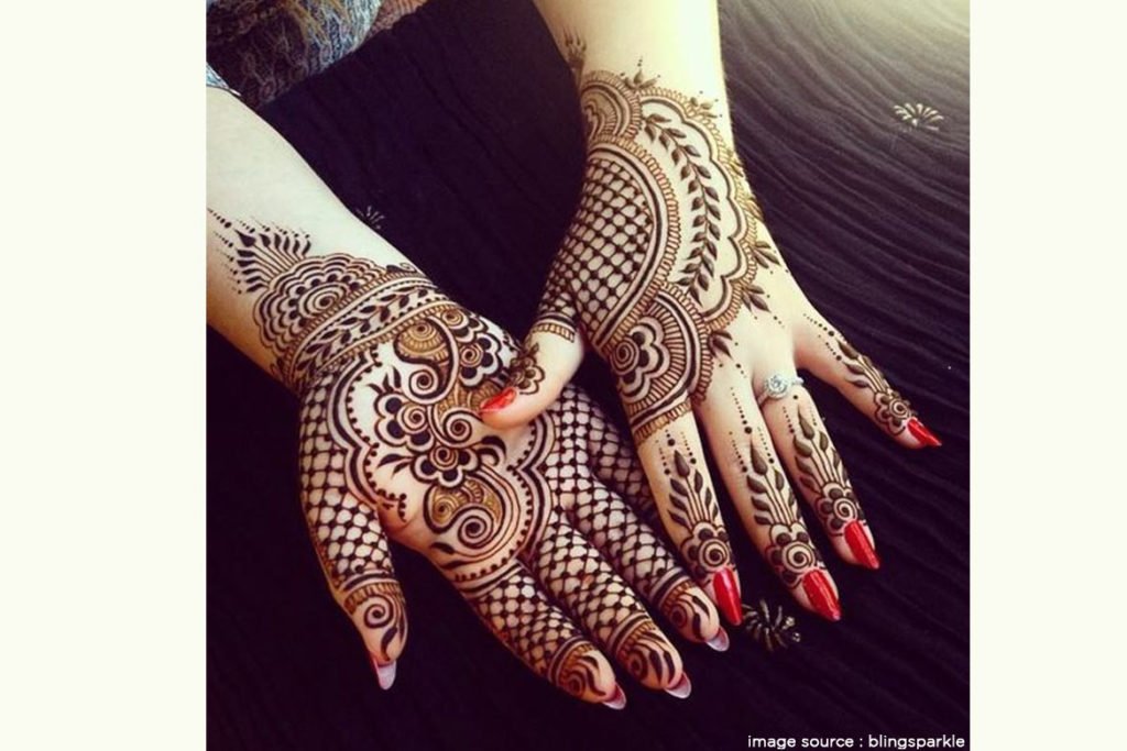 Jaali and Floral Design