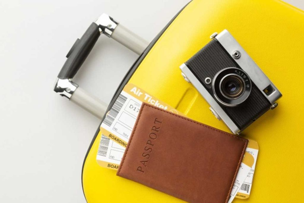 Luggage Tags And Travel Batches