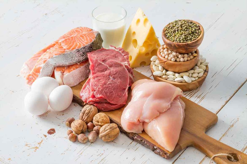 Protein Rich Foods to prevent Menopause