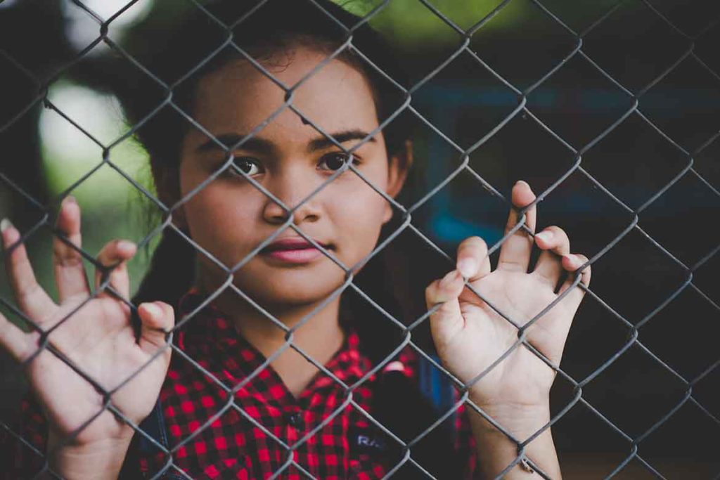Child marriage is just like a Cage