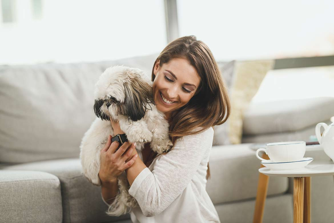 This Is Why Your Dog Lean on You? dogs feel loved